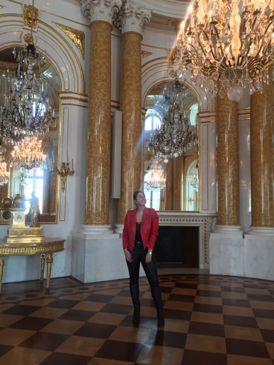 Cookie FM Nirina Warsaw Holiday Diary ROYAL CASTLE 2