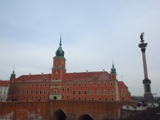 Cookie FM Nirina Warsaw Holiday Diary ROYAL CASTLE