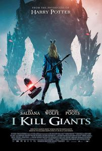 I Kill Giants - 7/10