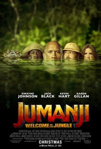 Jumanji: Welcome to the Jungle - 8/10