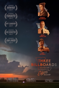 Three Billboards Outside Ebbing, Missouri - 8/10