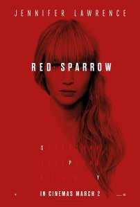 Red Sparrow - 7/10