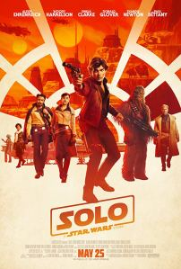 Solo: A Star Wars Story - 7/10