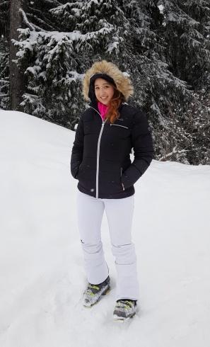 Cookie FM Nirina Borovets Bulgaria Skiing-10
