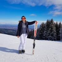 Cookie FM Nirina Borovets Bulgaria Skiing-20