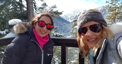 Cookie FM Nirina Borovets Bulgaria Skiing-23
