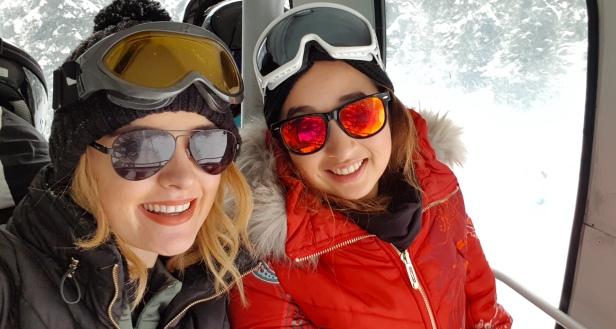 Cookie FM Nirina Borovets Bulgaria Skiing-39