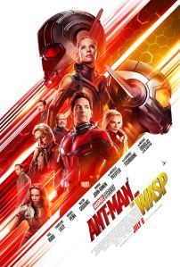 Ant-Man and The Wasp - 7/10