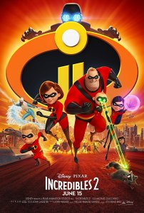 Incredibles 2 - 7/10