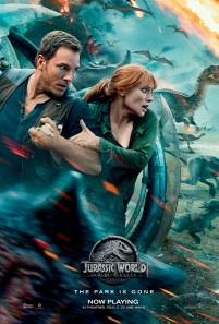 Jurassic World: Fallen Kingdom - 6/10