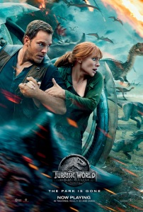 Jurassic World: Fallen Kingdom - 6/10