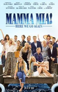 Mamma Mia! Here We Go Again - 5/10