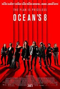 Ocean's 8 - 10/10