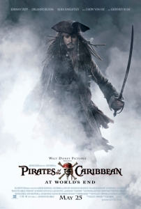 Pirates of the Caribbean: At World's End - 7/10
