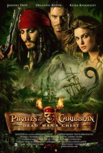 Pirates of the Caribbean: Dead Man's Chest - 7/10