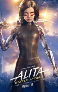 Alita: Battle Angel - 7/10