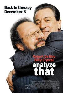 Analyze That - 5/10