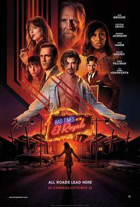 Bad Times at the El Royale - 9/10