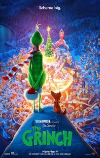 Dr Suess' The Grinch - 4/10