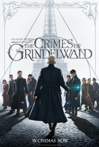 Fantastic Beasts: The Crimes of Grindelwald - 8/10