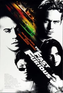 The Fast and the Furious - 6/10