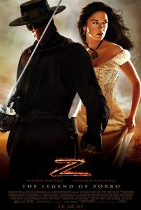 The Legend of Zorro - 7/10