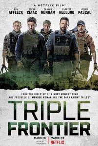 Triple Frontier - 7/10