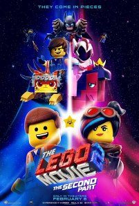 The Lego Movie 2 The Second Part - 6/10