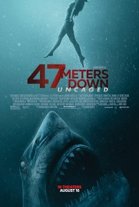 47 Metres Down: Uncaged - 4/10