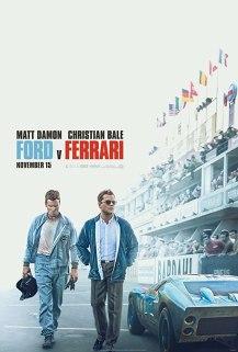 Ford vs Ferrari: Le Mans 66 - 9/10