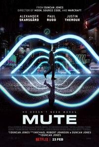Mute - 8/10