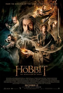 The Hobbit: The Desolation of Smaug - 9/10