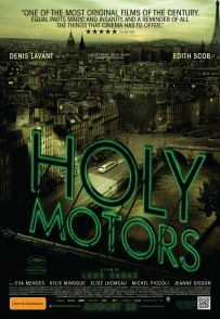 Holy Motors - 5/10