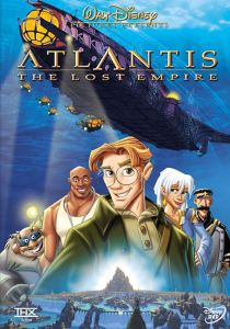 Atlantis: The Lost Empire - 8/10