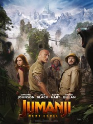 Jumanji: The Next Level - 8/10