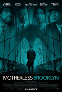 Motherless Brooklyn - 8/10
