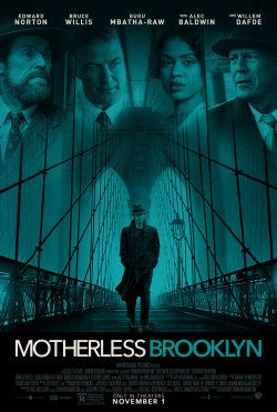 Motherless Brooklyn - 8/10