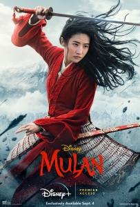 Mulan (2020) - 8/10